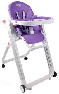 Стульчик для кормления Nuovita Futuro Bianco Viola Фиолетовый