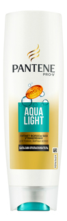 Бальзам для волос Pantene Легкий питательный и укрепляющий Aqua Light 200 мл