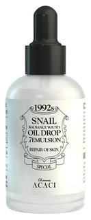 Эмульсия для лица Chamos Acaci Snail Radiance Youth Oil Drop 7 Emulsion 50 мл