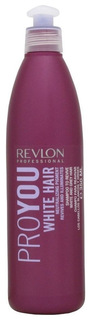 Шампунь Revlon Professional Pro You White Hair Shampoo 350 мл