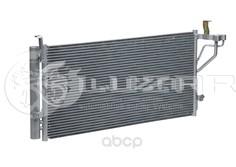 Радиатор кондиционера Luzar LRAC08384