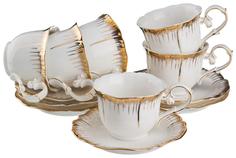 Чайный сервиз Lefard цветочная симфония 590-004 6 пер.