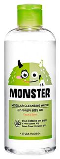 Мицеллярная вода Etude House Monster Micellar Cleansing Water 300 мл