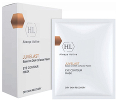Маска для глаз Holy Land Juvelast Eye Contour Mask 5х15 мл