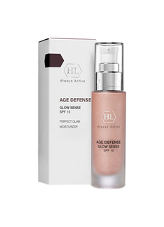Крем для лица Holy Land Age Defense Glow Sense SPF15 50 мл