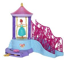 Набор игровой Disney Принцесса c домиком