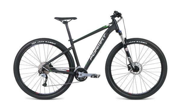 """Велосипед Format 1411 29 2019 18"""" черный"""