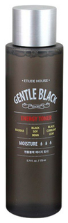 Тоник для лица Etude House Gentle Black Energy Toner 170 мл
