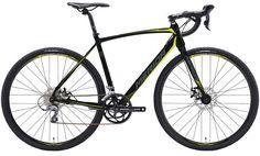 """Велосипед Merida CycloСross 90 2019 21.5"""" черный"""