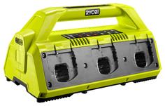 Зарядное устройство для аккумулятора Ryobi RC18627(EU) 6 Port Charger IN2