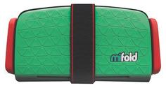 Детский бустер Mifold Grab-and-Go Lime Green