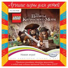 Игра для PC Disney Editions Disney LEGO: Пираты Карибского Моря
