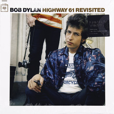 Виниловая пластинка Bob Dylan HIGHWAY 61 REVISITED (180 Gram) Columbia