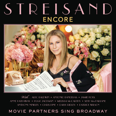Виниловая пластинка Barbra Streisand ENCORE: MOVIE PARTNERS SING BROADWAY (180 Gram) Columbia
