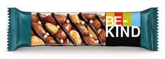 Ореховый батончик BE-KIND с горьким шоколадом и морской солью 40 г
