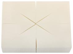 Спонж для макияжа LIMONI 8 шт Треугольные в блоке