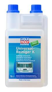 Лодочный универсальный очиститель (концентрат) Marine Universal Reiniger K 1л Liqui Moly