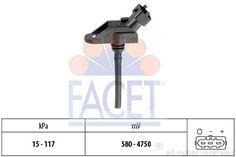 Датчик давления воздуха, высотный корректор FACET 10.3054