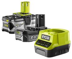 Набор аккумулятор и зарядное устройство Ryobi RC18120-242 5133003365
