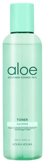 Тонер для лица Holika Holika Aloe Soothing Essence 98% 250 мл