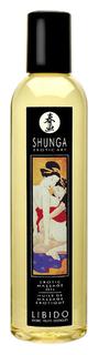 Массажное масло с ароматом экзотических фруктов Libido 250 мл Shunga