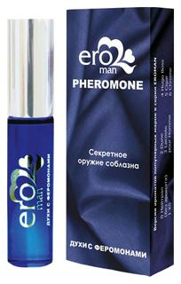 Мужские духи с феромонами без запаха Eroman Нейтрал 10 мл Биоритм