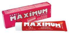 Возбуждающий мужской крем Maximum 45 мл Inverma