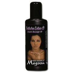 Массажное масло Magoon Indian Love 50 мл Орион