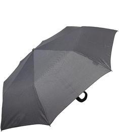 Зонт мужской Doppler 74667G black net, серый