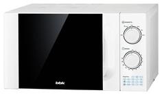 Микроволновая печь соло BBK 23MWS-927M/W white