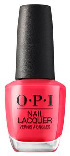 Лак для ногтей OPI Classic OPI On Collins Ave 15 мл