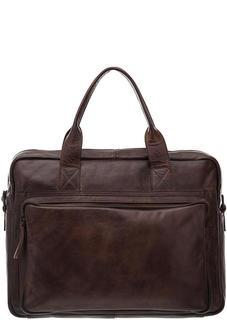 Сумка мужская Gianni Conti 4101266 brown, коричневый