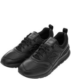 Кроссовки мужские New Balance CM997HDY/D черные 9.5 US