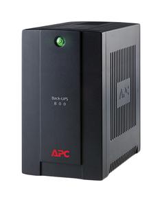 Источник бесперебойного питания APC Back-UPS BX800LI Черный A.P.C.