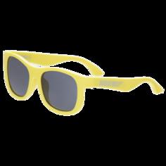 Детские солнцезащитные очки Babiators Original Navigator Желтый мак Poppy Yellow 3-5 лет