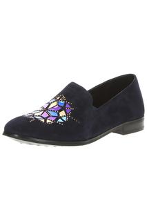 Туфли женские Dino Ricci 209-49-06/83 синие 35 RU