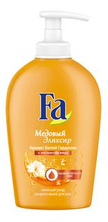 Жидкое мыло Fa Медовый Эликсир Гардения 250 мл