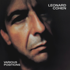 Аудио диск Leonard Cohen Various Positions (CD) Columbia