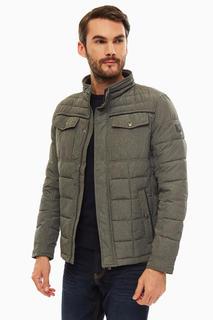 Куртка мужская TOM TAILOR серая