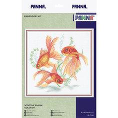 """Набор для вышивания PANNA """"Золотые рыбки"""""""