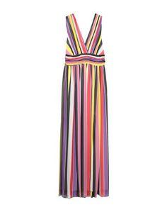 Длинное платье Space