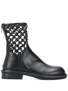 Ann Demeulemeester ботинки Tuscon