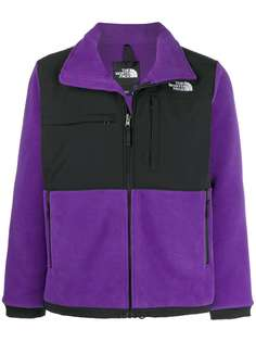 The North Face fleece panel jacket