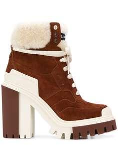 Dolce & Gabbana ботинки на высоком каблуке