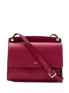 Furla FURLA BYD4R74CGQ149958 Bordeaux Furs & Skins->Leather