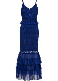 Вечернее платье макси с кружевом Bonprix