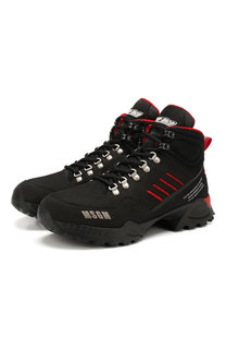 Кожаные ботинки MSGM