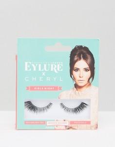 Накладные ресницы Cheryl by Eylure - Girls Night-Черный