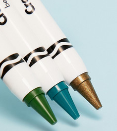 Три косметических карандаша Crayola Mermaid - карандаши для лица-Мульти