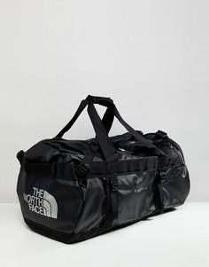 Черная сумка дафл вместимостью 71 л The North Face-Черный